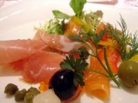 Avalon vinárna a restaurace praha 9 - Studené předkrmy v naší nabídce